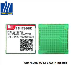 SIMCOM SIM7600E 4G Cat1 Multi-Band LTE-TDD LTE-FDD HSPA+and GSM GPRS EDGE  module