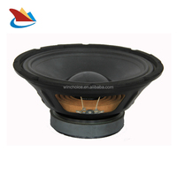 HIgh quality professional 2016 hot sale 100W PA speaker 10inch subwoofer B&C