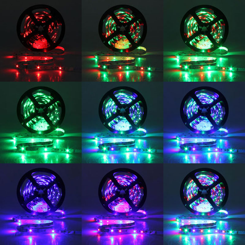 waterproof rgb led 5050 IP 65