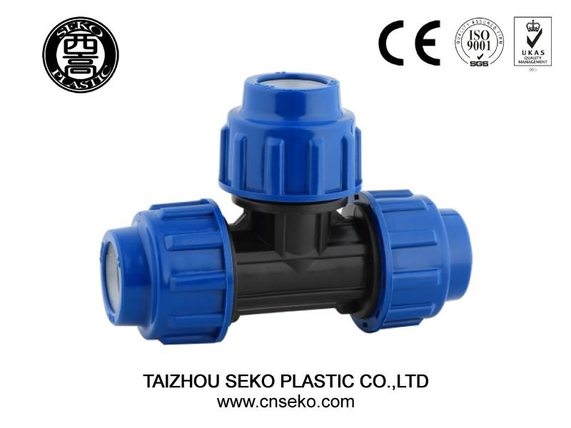 Pn16 25mm 20mm 110mm 90mm Pp Plastic Reducing Coupling