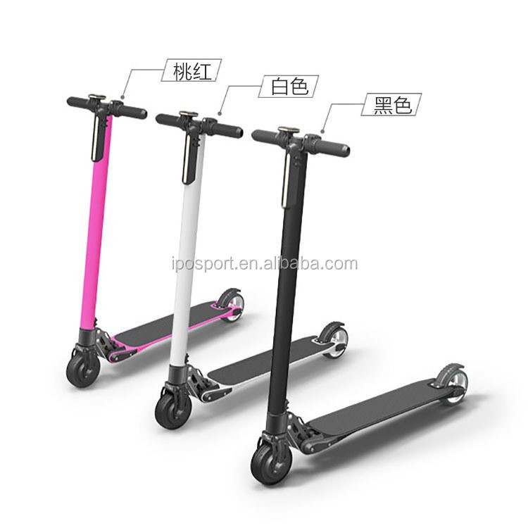 foldale 2 wheel balance scooter for kids toy