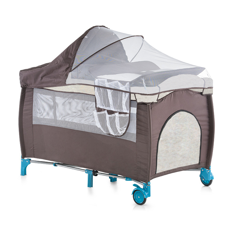 Baby playpen travel cot baby crib European standard EN716