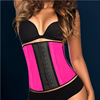 Wholesale Women's Slimming Latex Waist corset with Training Belt Support