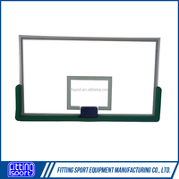 Glass Basketball Backboard For Sale