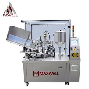 Packaging for beverage products automatic high quality tube feeding machine small sealing machine