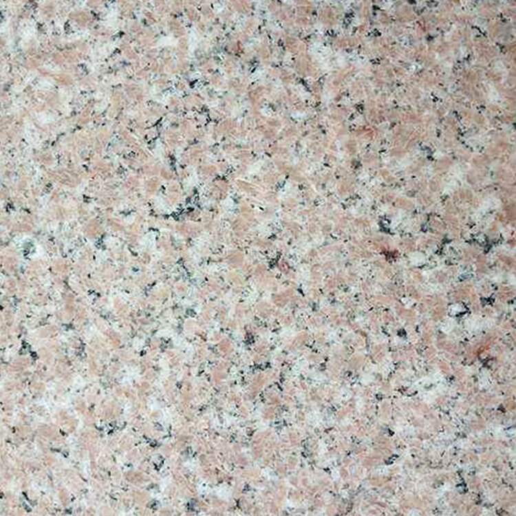 Chinese Fujian Pink Granite Cheap Granite Paving Stone For Indoor