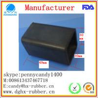 Dongguan factory customed rubber car key cover