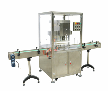 XT-FG300 Automatic tin can lid sealing machine made in China