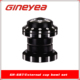Gineyea GH-687 Bicycle Parts Threadless Sealed Bearing External Cups Bike Parts Headparts for Bike