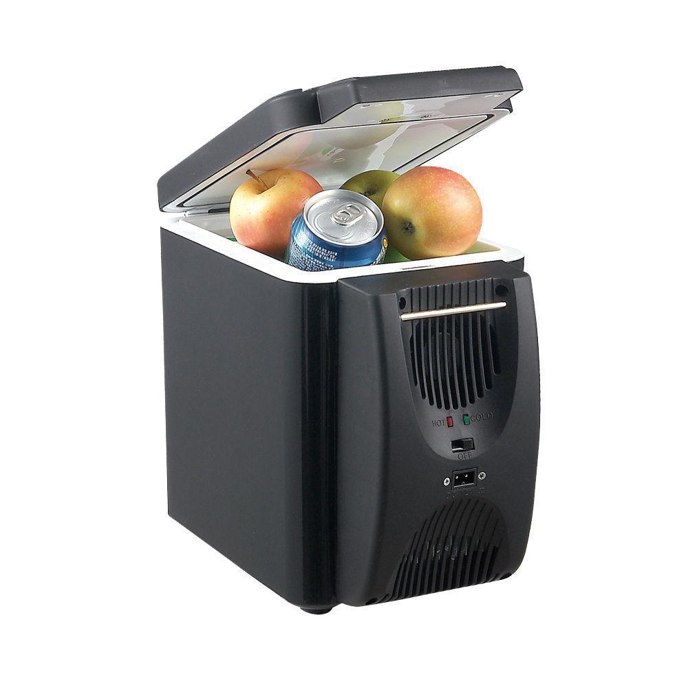 6L dc 12v car portable fridge freezer refrigerator