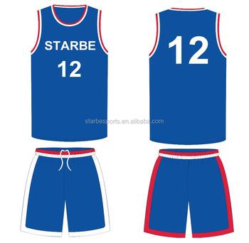 Diseñar Su Propio Equipo De Baloncesto Kits Uniforme Del Baloncesto ... 0fb9338c1cc08