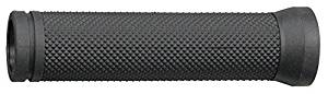 Velo Diamond 128mm VLG-408 Flangless Grips: Black