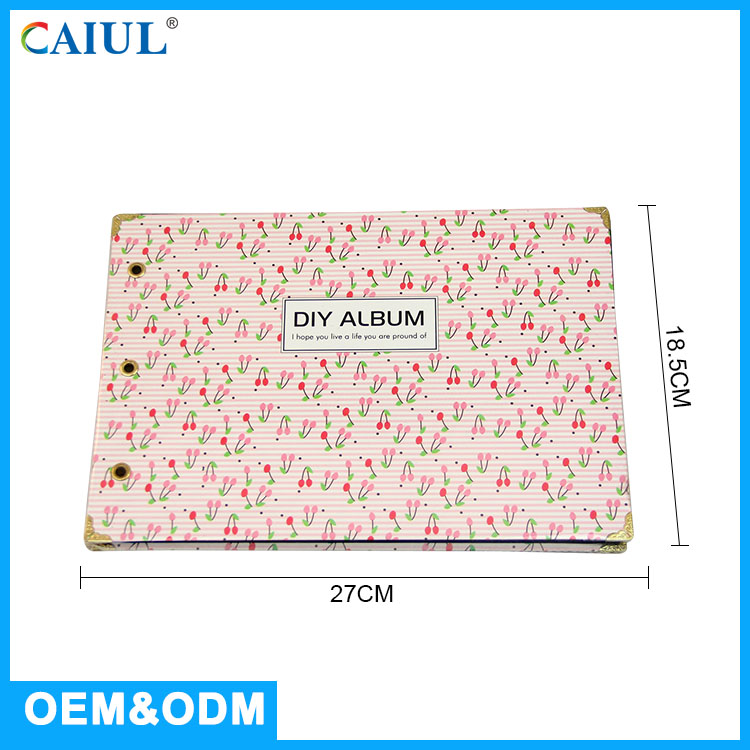 Customise Cute Stickers Collection Self Adhesive Photo Album