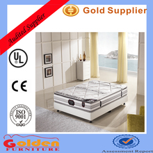 Bamboo Cover Knitted Pocket Spring Mattress Wholesale Price-Queen Size 28CM