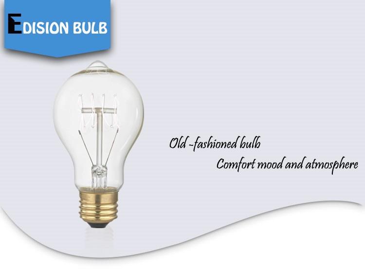 vintage edison bulbs wholesale 110 240v retro style quad. Black Bedroom Furniture Sets. Home Design Ideas