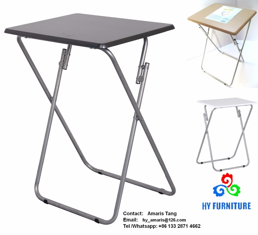 Rectangular Folding Snack Tables Tv Trays Tv Tables Buy Portable Folding Tables Small Folding Tables Wooden Folding Tray Tables Product On