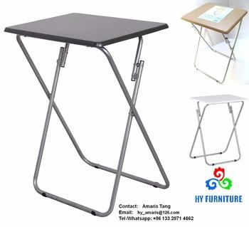 Rectangular Folding Snack Tables Tv Trays
