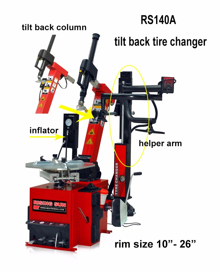 Automatic Change Machine ~ Automatic tire changer machine prices with helper buy