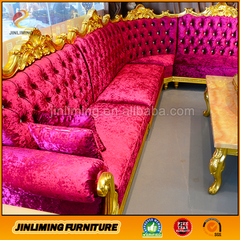 High Quality Luxury Royal Leather Sofa Set - Buy Royal Sofa Set ...