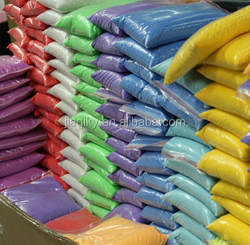 Colour Sand for sand art craft