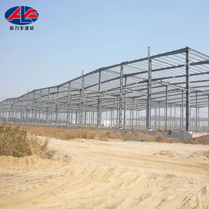 Finish Paint Frame Steel Structure High Quality