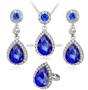 free shipping fashion women jewelry set wedding/party jewelry sets wholesale
