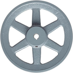 2018 made in China customized cast iron flywheel
