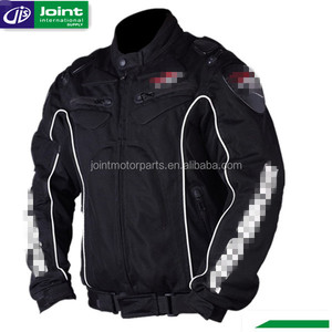 Hot Sale Motorcycle Accessories SGS Leather Motorbike Racing Jacket