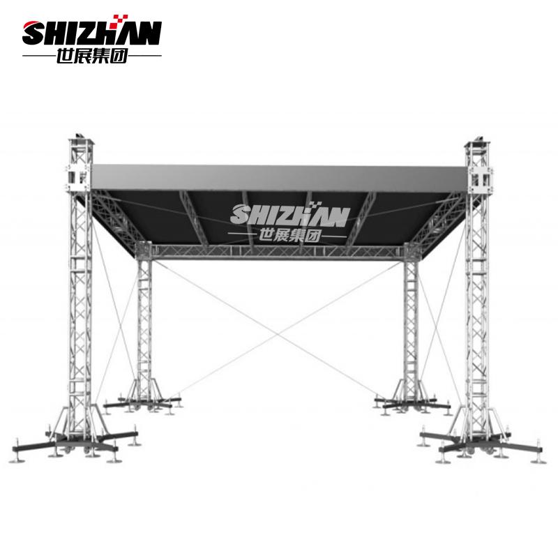 China Modular Stage System, China Modular Stage System