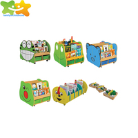 good quality cartoon baby furniture animal series baby cabinet for sale