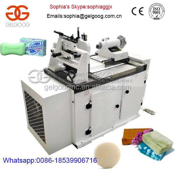 Toilet Soap Stamping Stamper Machine