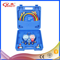 Manifold Gauge for air condition and refrigeration