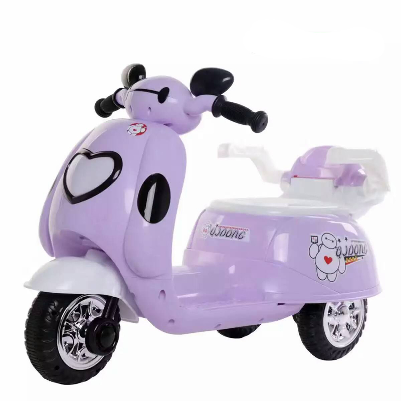 Children Powerful motos electricas 6V electric motorbikes for kids 8-10 years