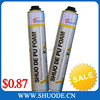 500ml pu foam sealant well expanding pu foam filler for wholesale