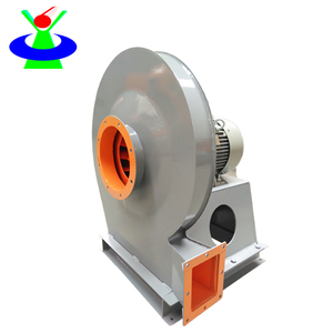 Custom High Pressure Backward Tilt Centrifugal Fan for Exhaust