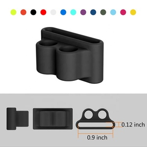 Factory ODM and OEM Custom Anti-lost Strap Silicone Case