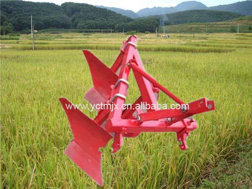 1L series of potato ridging plough