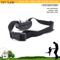 Pet Electronic Trainer No Bark Dog Collars for Small Dogs Wholesale