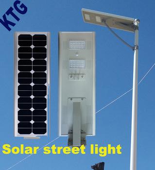 Outdoor Lighting System Solar