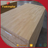 stair railing /drawer finger joint board /rubberwood finger joint board