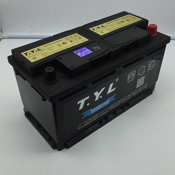 Professional 100ah MF car battery With Good Service and long life