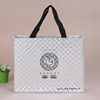 Custom logo high quality metalized lamination non woven tote bag luxury non woven bag
