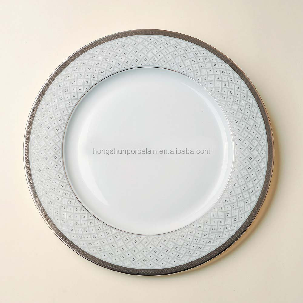 Crockery Porcelain Standard Dinner Plate Size Crockery Porcelain Standard Dinner Plate Size Suppliers and Manufacturers at Alibaba.com & Crockery Porcelain Standard Dinner Plate Size Crockery Porcelain ...