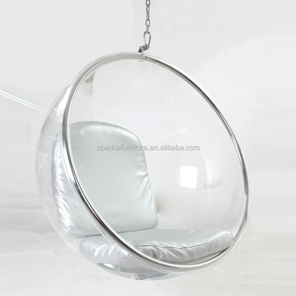 Uncategorized Clear Hanging Bubble Chair triumph acrylic hanging bubble chairclear ball chairretro design chair clear retro chair