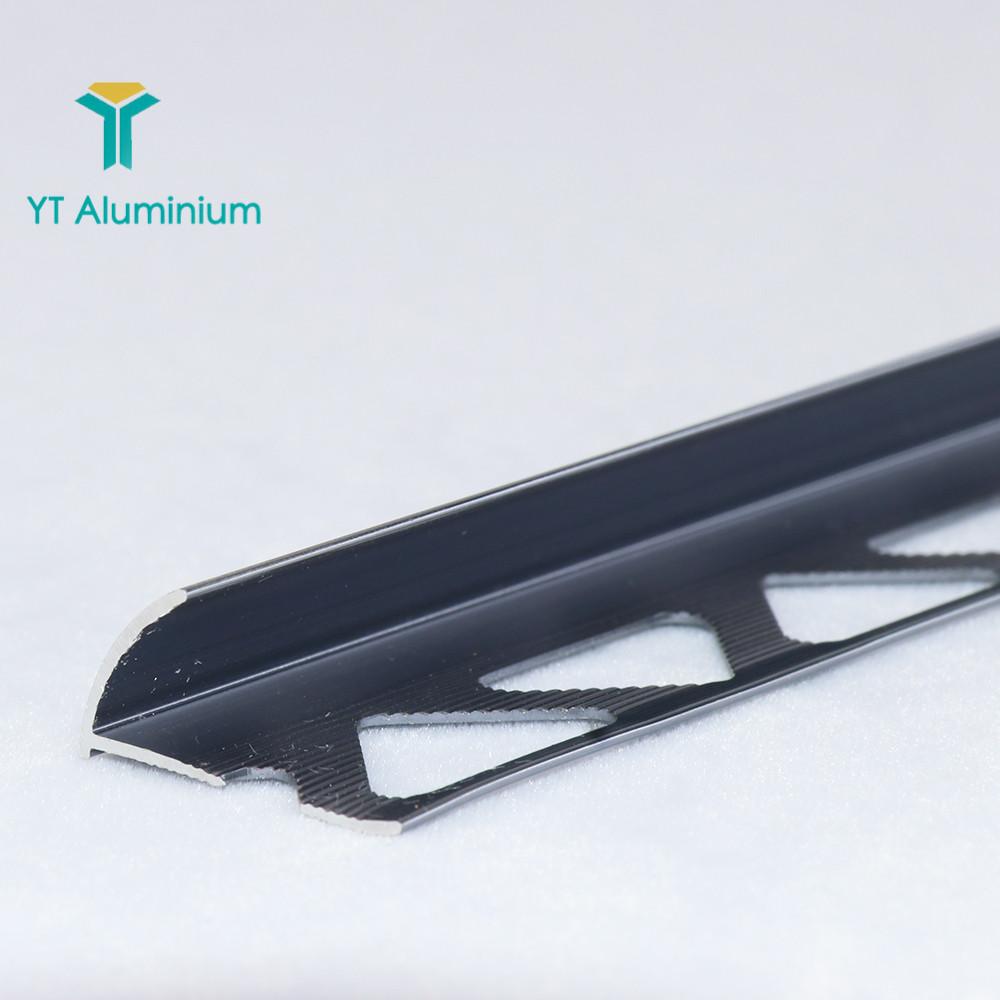 Aluminum R-round Bullnose Tile Edging Trim External Corner Aluminum Tile  Edge Trim Profiles - Buy R Shape Tile Trim,Ceramic Tile Edge Trim,Ceramic