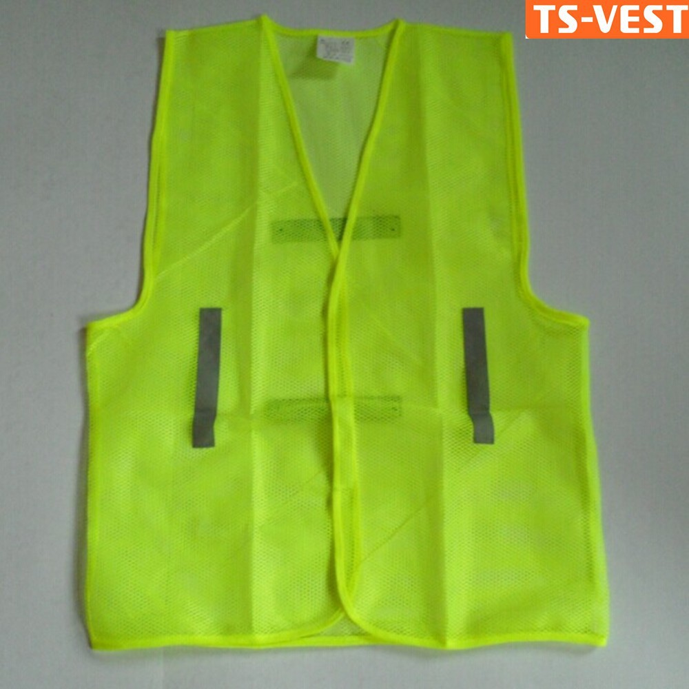 cheap safety reflective vest,reflective jogging vest running vest,led safety vest