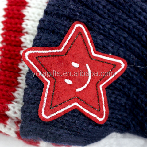 f5a6649e 8 months to 5 years old 100% wool warm snow hat skiing hat baby winter