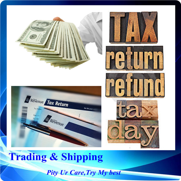 Import Export Cmpany, Tax Refund and Purchase Service