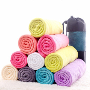 High Quality Microfiber Swimming / Gym / Sports / Hair Quick Dry Towel