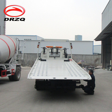 Dongfeng Flatbed Road Recovery Tow Truck